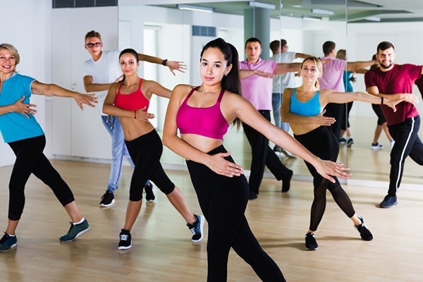 Jazzercise Dance For Weight Loss