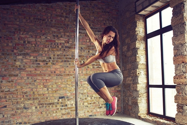 Pole Dance For Weight Loss