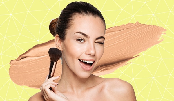 Find the right foundation texture for your skin type