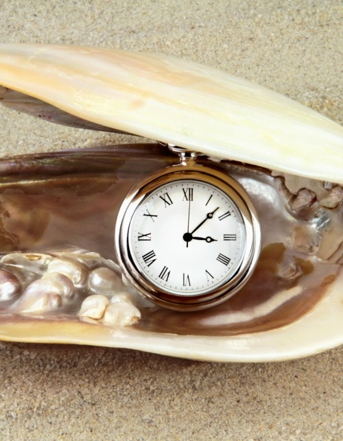 MOTHER OF PEARL—WHITE EYE CANDY!