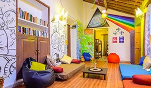 Why hostels are a better option for young travellers