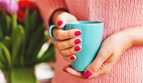 Here's why you should never soak your nails before a manicure