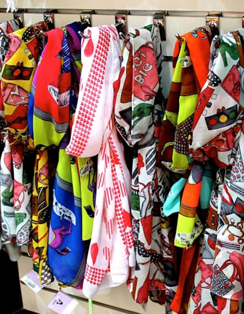Why scarves make such a fun fashion staple