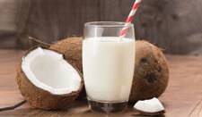 Why you need to add coconut milk to your beauty routine