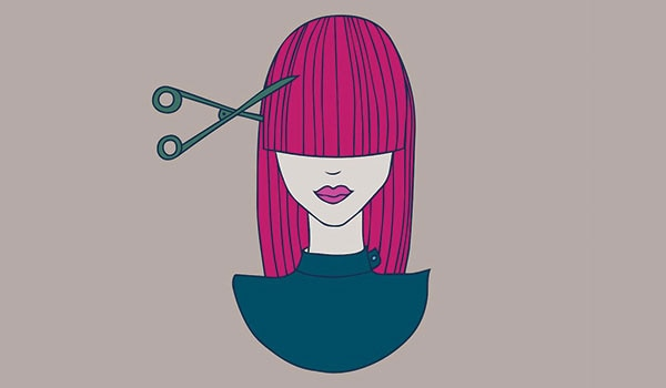 BB TREND ALERT—WHY YOU SHOULD BE DRY CUTTING YOUR HAIR