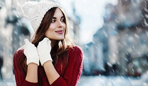 Discovering winter skincare for every budget