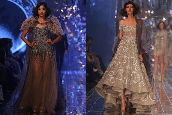 lakme fashion week wf 2017 manish malhotra�s collection