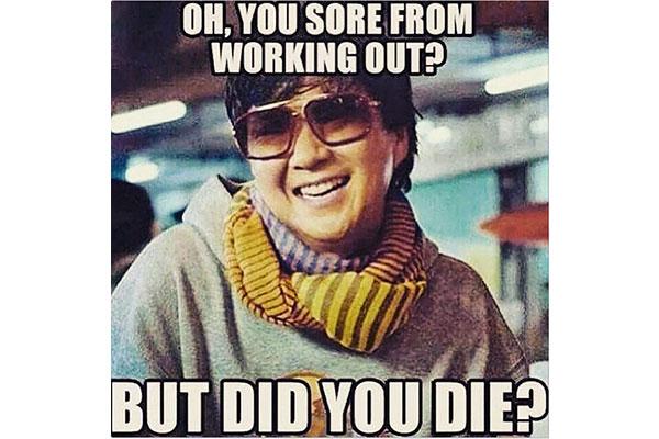 Fitness Memes Thatll Make You Laugh Bebeautiful