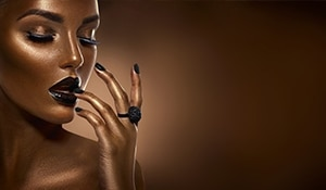 It's World Chocolate Day and we say it's time to indulge in some delish chocolate-inspired nail art!