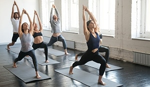 How yoga helps your inner and outer beauty