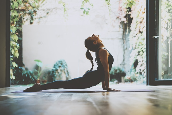 Yoga to treat pimples and acne