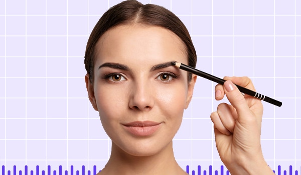 4 eyebrow pencil tips for youthful-looking brows