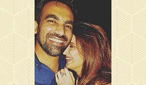 Zaheer Khan and Sagarika Ghatge's cutest relationship moments