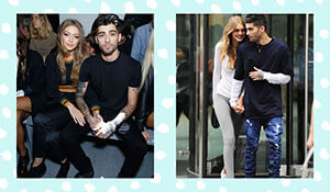 ZAYN AND GIGI SPOTTINGS THAT WILL MAKE YOU BELIEVE IN LOVE