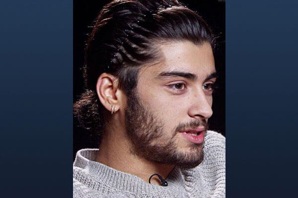 Zayn Malik S Hair Evolution Bebeautiful