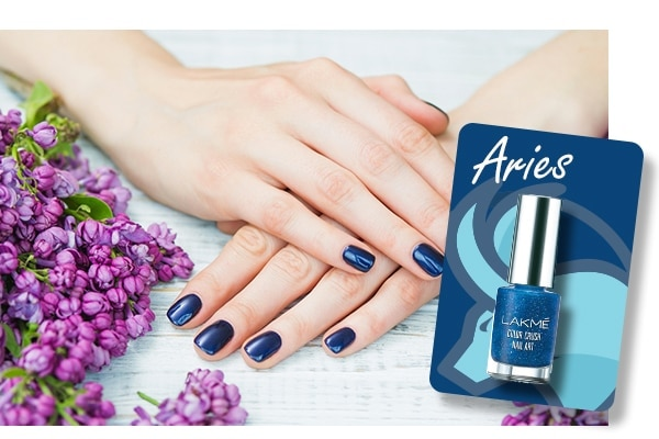 Manicure Apt For Your Zodiac Sign